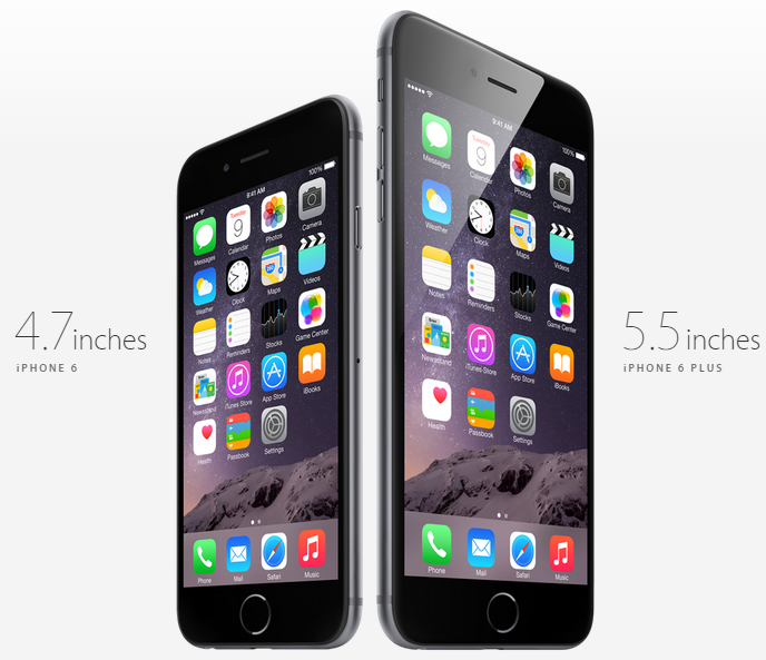 iphone6- Proud New Innovations 2014
