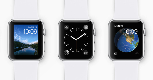 apple smart watch technology