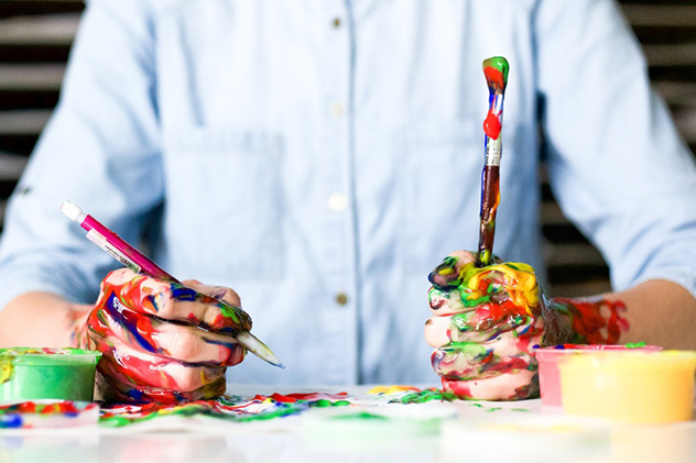 nurturing creativity in adults