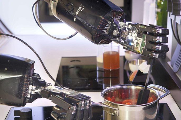 future of robotics in the kitchen