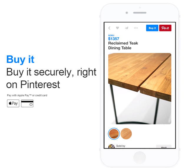 pinterest buy it button