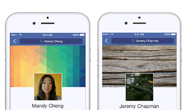 facebook looping profile video