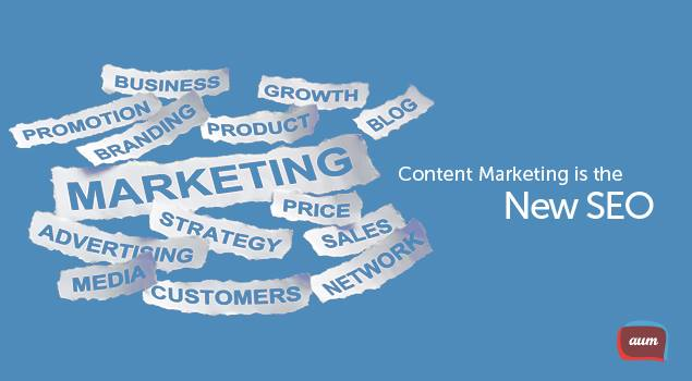 content marketing strategy for seo