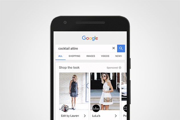 Google Showcase Shopping-Ads-Update and its Effect on eCommerce