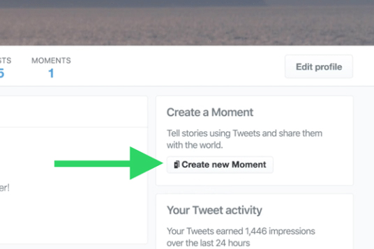 twitter moments update for digital marketing