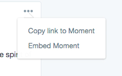 twitter moments update content marketing