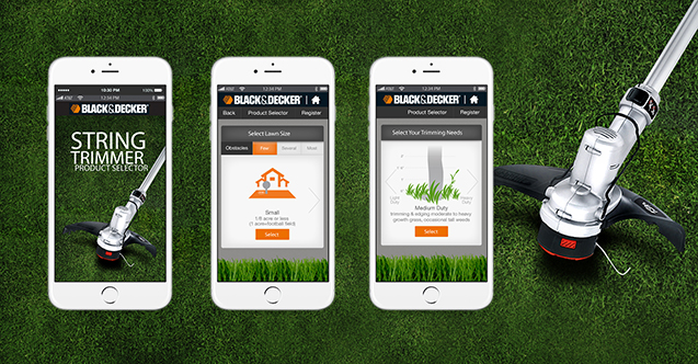 7 Key Points of Mobile App Marketing Black & Decker