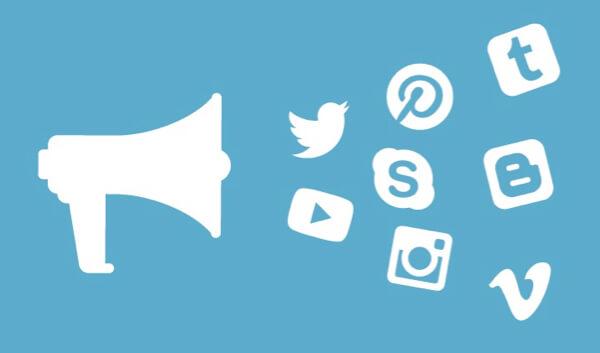 Únete a las redes sociales
