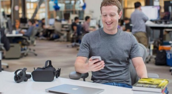 mark zuckerberg and the oculus rift