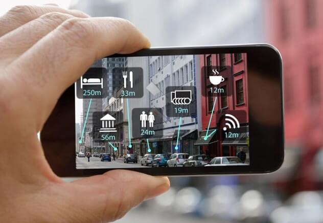 Resultado de imagem para augmented reality