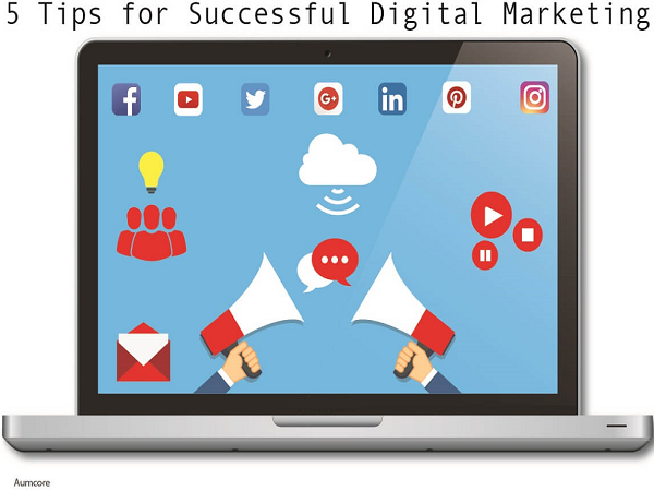 Tips of Digital Marketing
