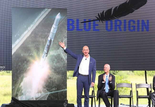Blue Origin-Space-Tourism