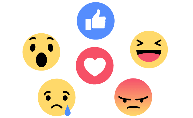 Emoticons on Social Media