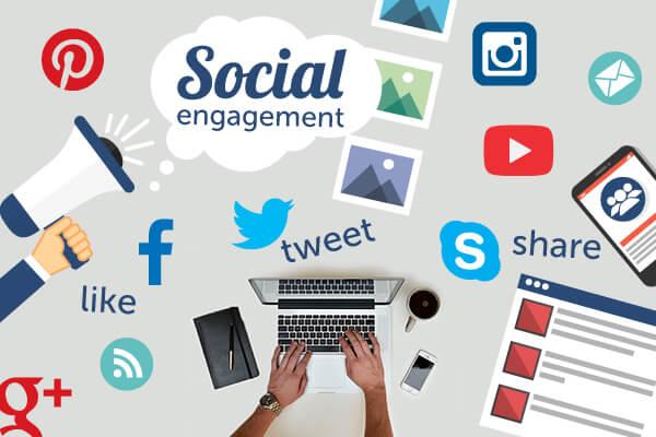 sociial media