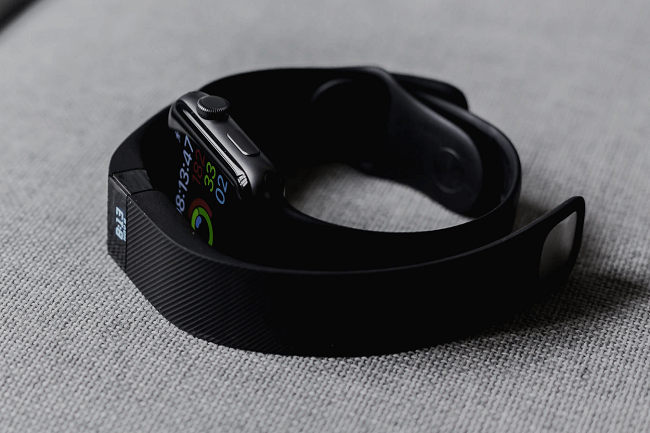 Syncing Wearables