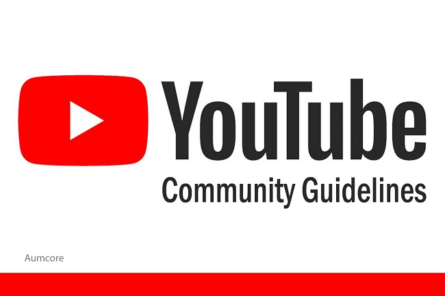 YT Comm Guidelines
