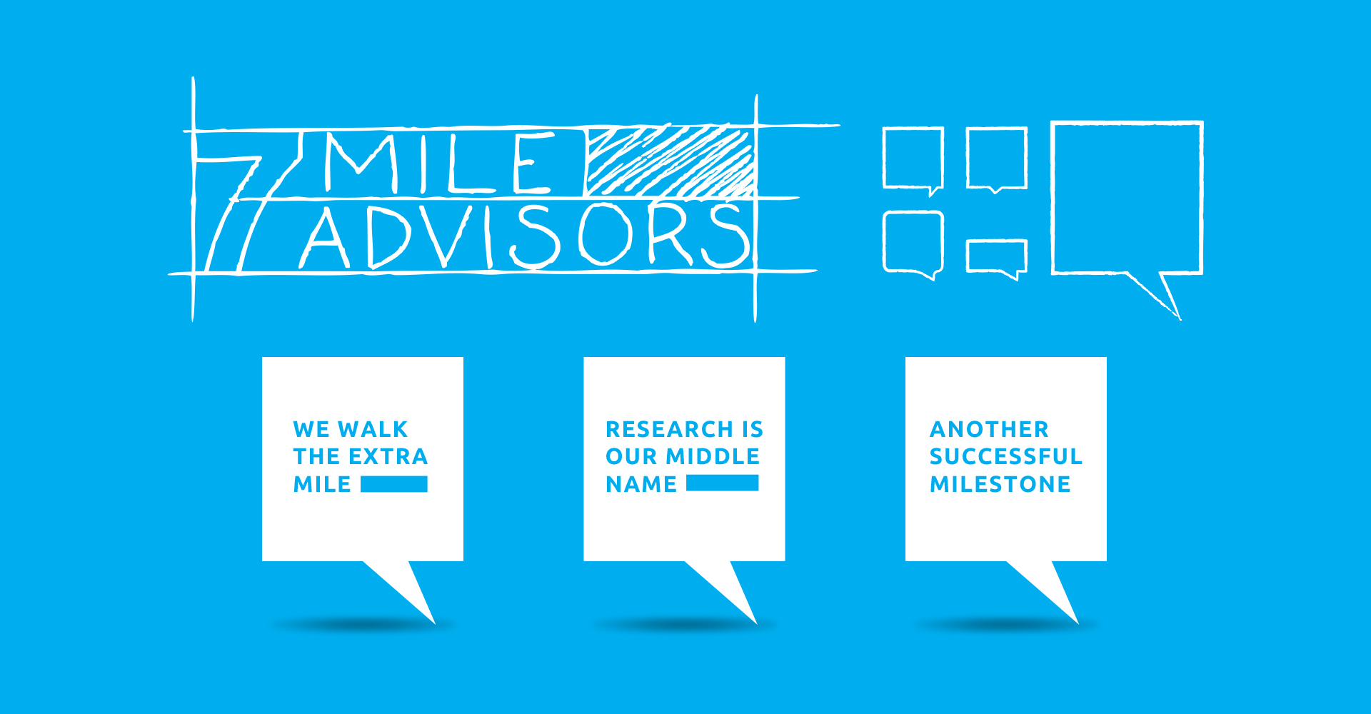 7 Mile Advisors  | Branding Strategy
