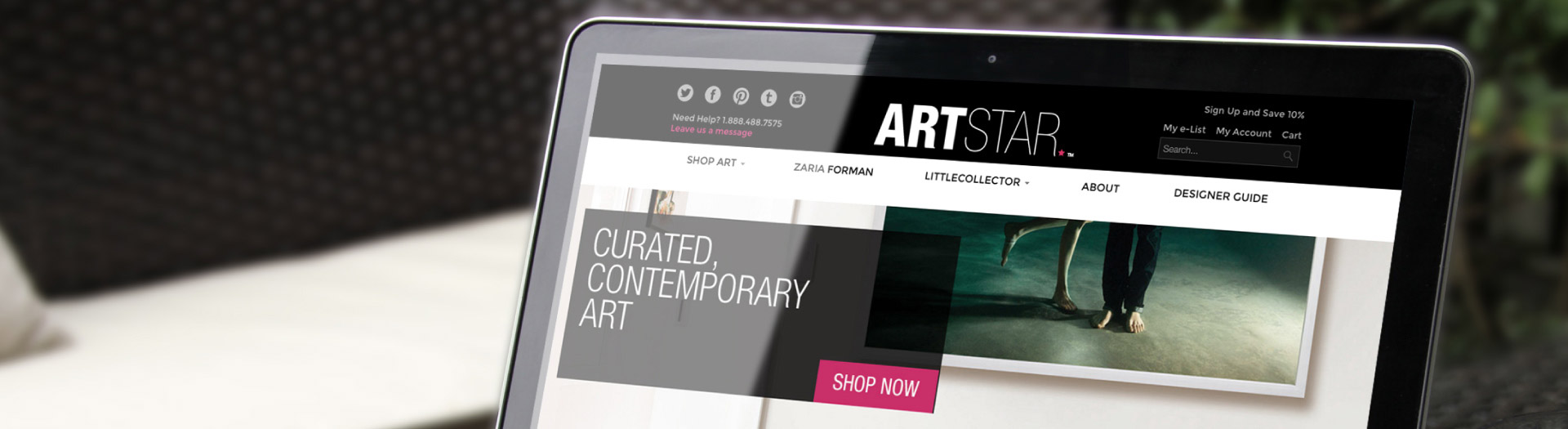 artstar_website