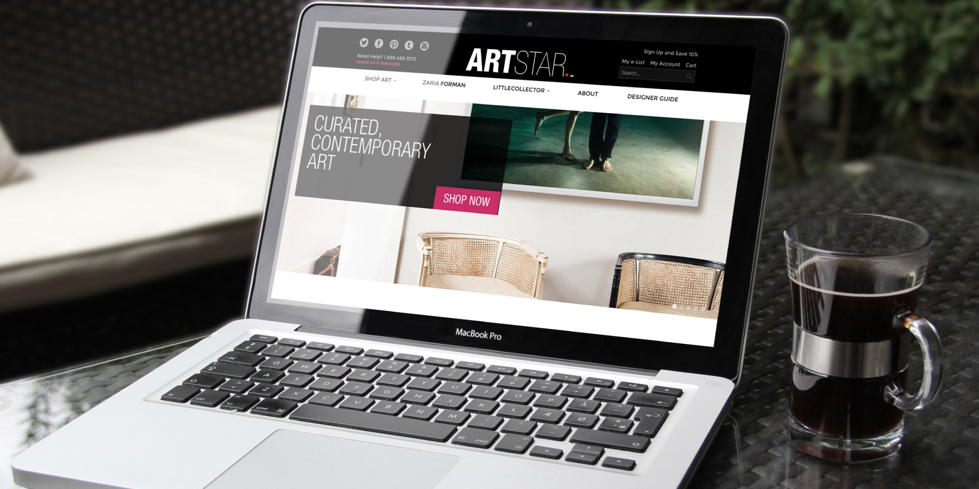 ArtStar| Web Development