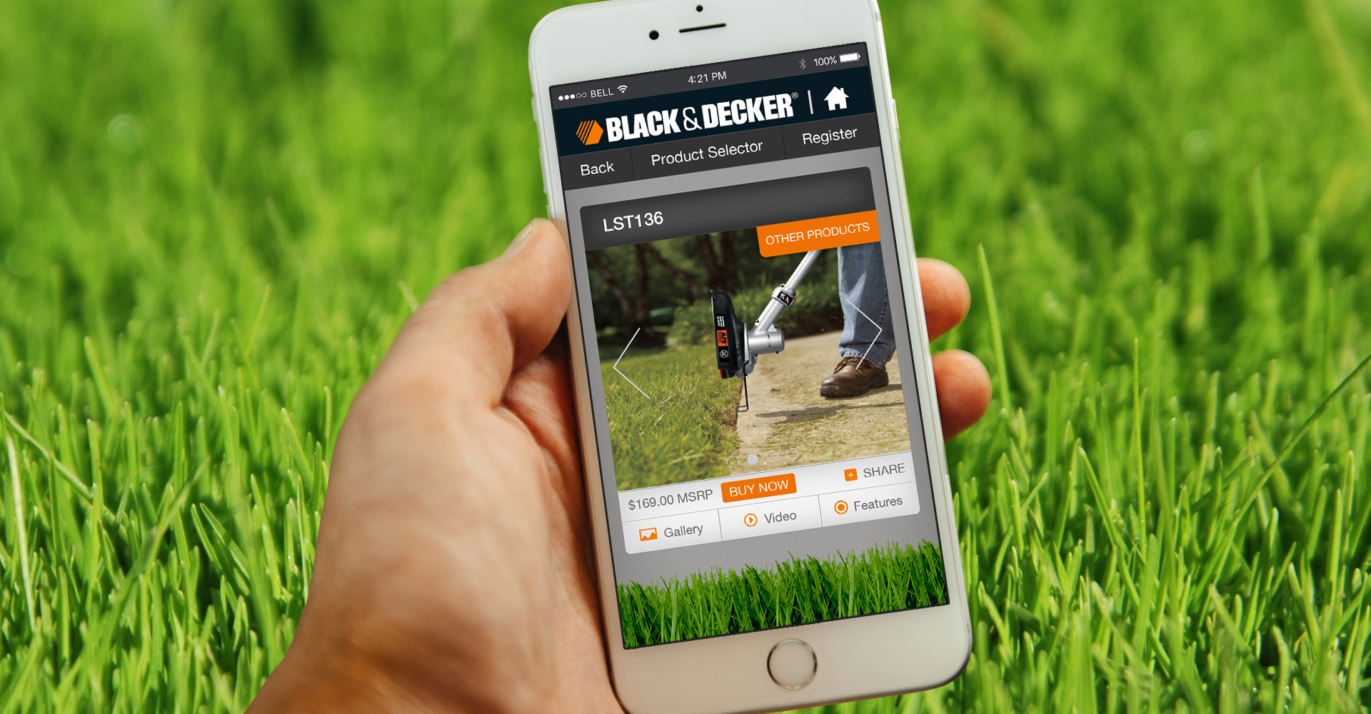 Stanley Black & Decker | Mobile App