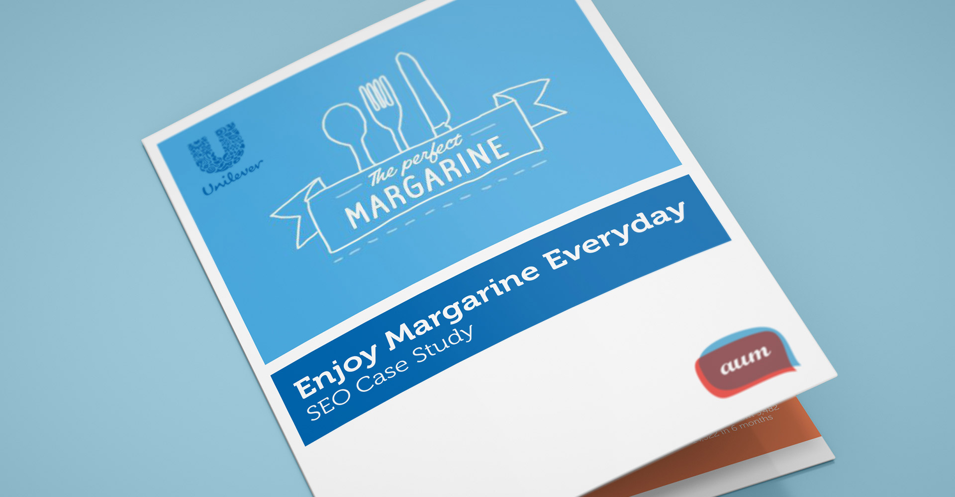 Unilever – enjoy margarine everyday! | SEO